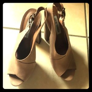 Steve Madden high heels shoes